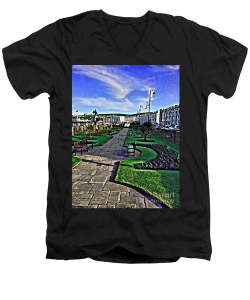 Douglas Park Men's V-Neck T-Shirt