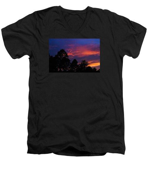 Dreaming Of Mobile Men's V-Neck T-Shirt