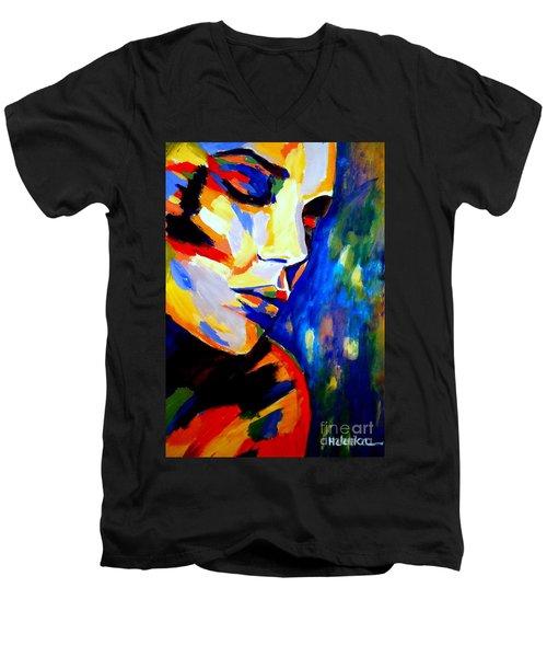 Dreams And Desires Men's V-Neck T-Shirt