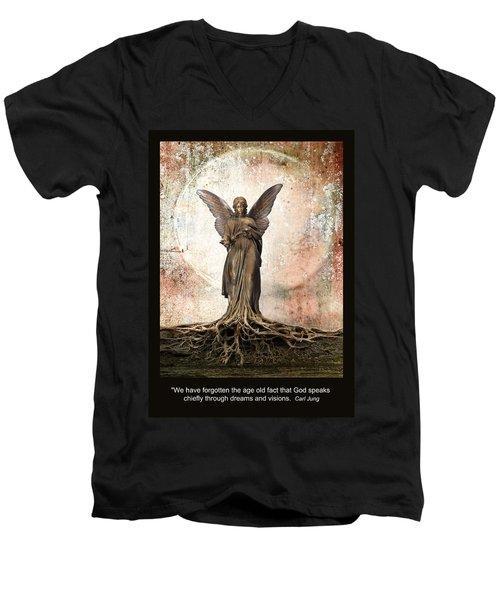 Dreams And Visions Men's V-Neck T-Shirt