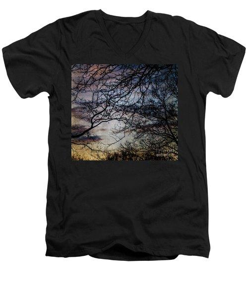 Dreamy 2 Men's V-Neck T-Shirt