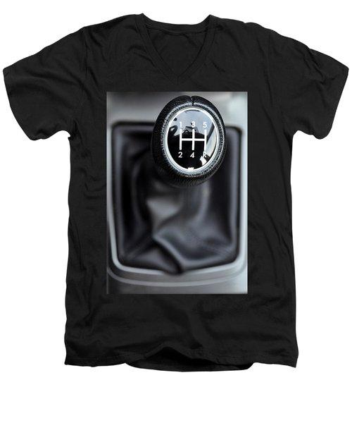 Drive Men's V-Neck T-Shirt