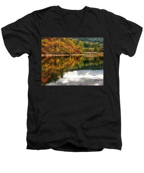 Early Autumn II Men's V-Neck T-Shirt