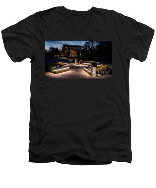 Early Morning Light Men's V-Neck T-Shirt