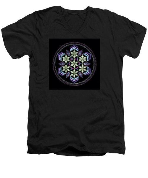 Earth's Forgiveness Men's V-Neck T-Shirt