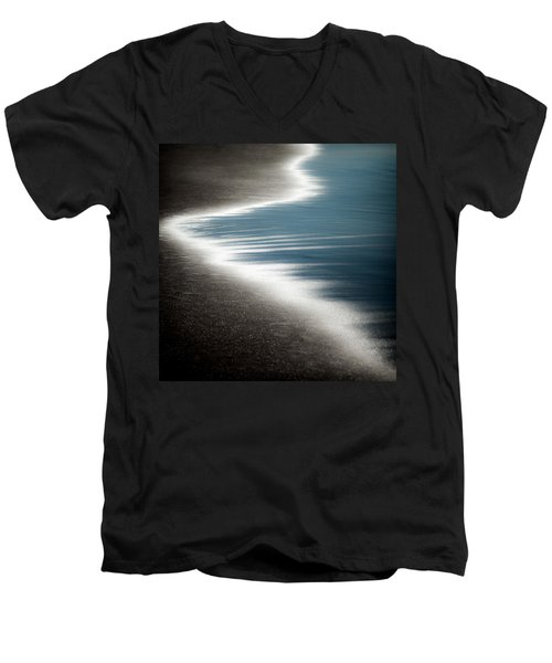 Ebb And Flow Men's V-Neck T-Shirt