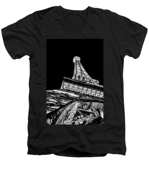 Industrial Romance Men's V-Neck T-Shirt by Az Jackson