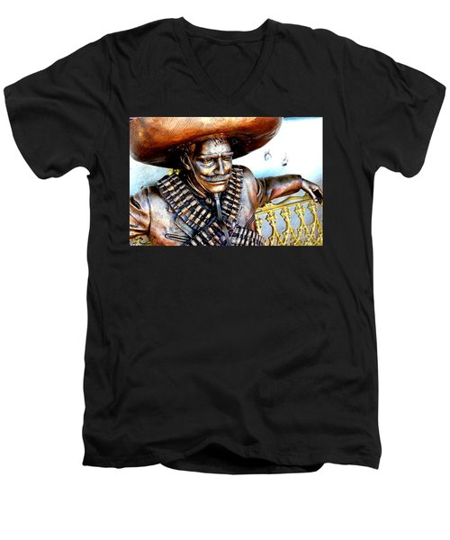 El Bandito Men's V-Neck T-Shirt