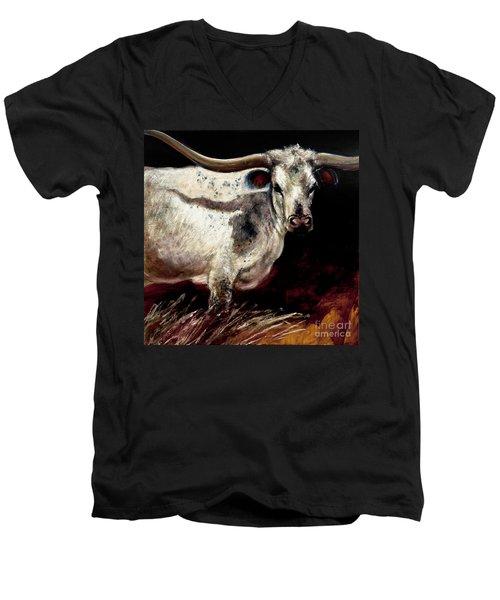 El Grande Men's V-Neck T-Shirt