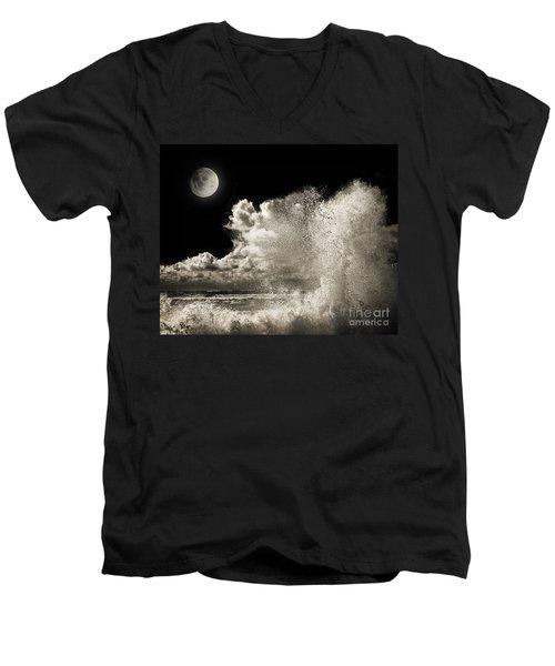 Elements Of Power Men's V-Neck T-Shirt
