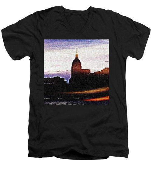 Empire In Effect Men's V-Neck T-Shirt