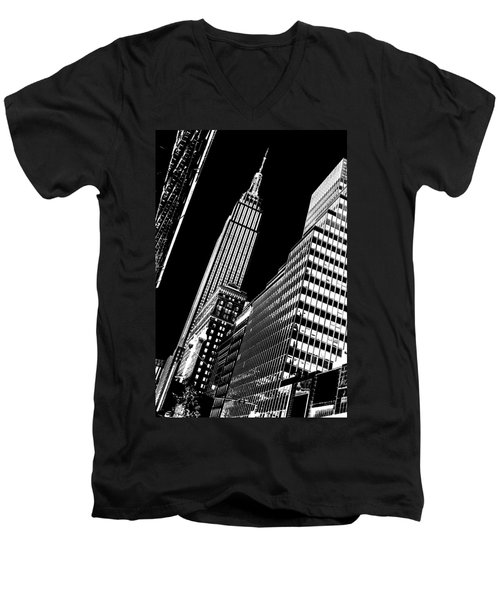 Empire Perspective Men's V-Neck T-Shirt