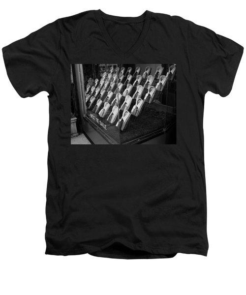 Empty Shirts Men's V-Neck T-Shirt