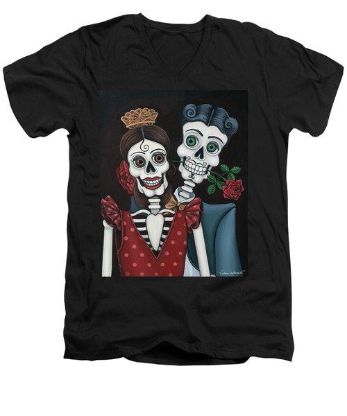 Every Juan Loves Carmen Men's V-Neck T-Shirt