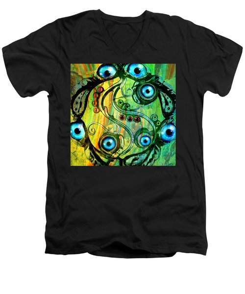 Eye Understand Men's V-Neck T-Shirt