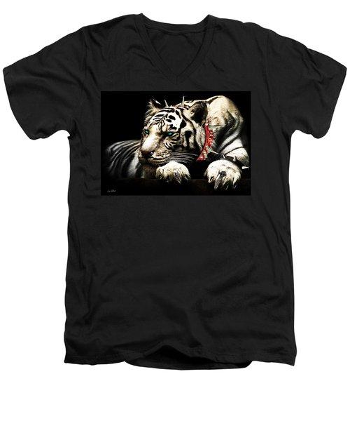 Fanciger Men's V-Neck T-Shirt