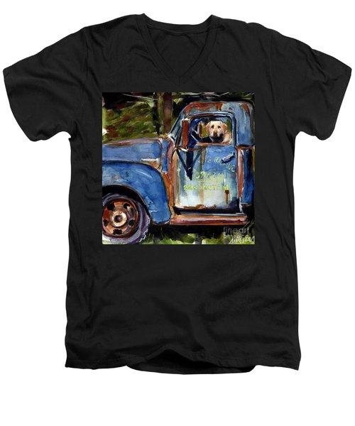 Farmhand Men's V-Neck T-Shirt