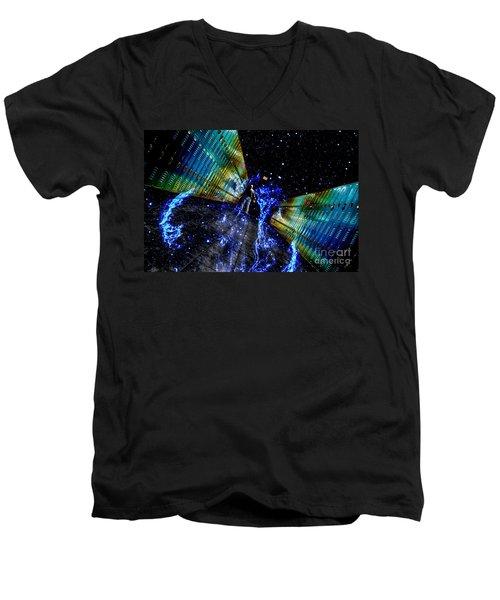 Final Exit Men's V-Neck T-Shirt