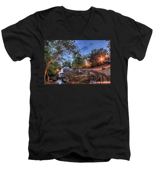 Finlay Park Men's V-Neck T-Shirt
