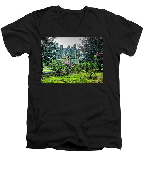 Fit For Royalty Men's V-Neck T-Shirt