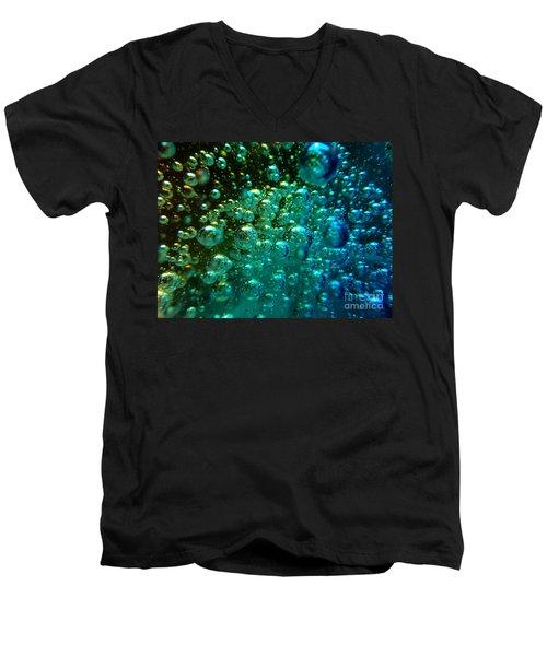 Fizzin 3 Men's V-Neck T-Shirt