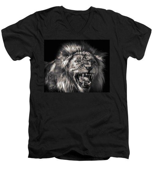 Flehmens Response Men's V-Neck T-Shirt