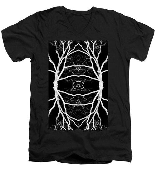 Tree No. 8 Men's V-Neck T-Shirt