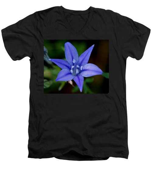 Flower From Paradise Lost Men's V-Neck T-Shirt