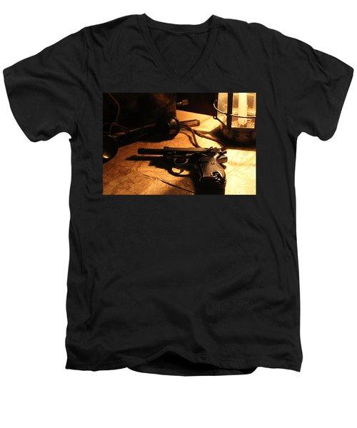 Following Orders Men's V-Neck T-Shirt