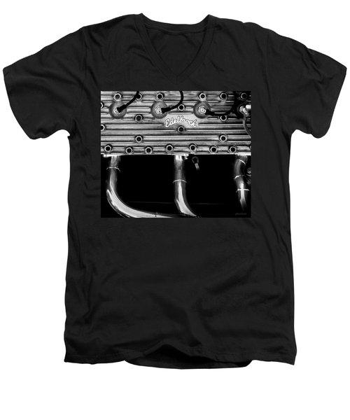 Ford Flathead-v8 Men's V-Neck T-Shirt