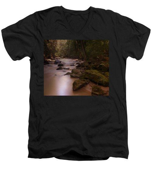 Forest Creek Men's V-Neck T-Shirt