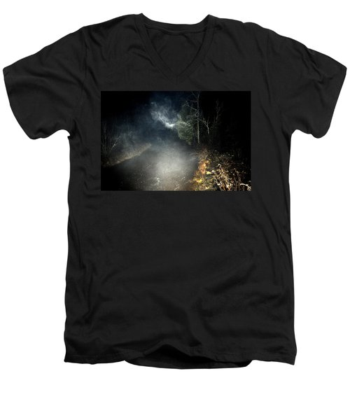 Form Follows Thought Men's V-Neck T-Shirt