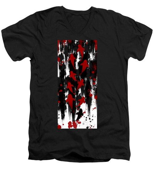 Formula Of Harmony Men's V-Neck T-Shirt