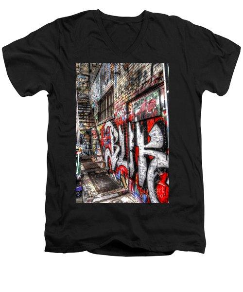 Freestyle Walking Men's V-Neck T-Shirt