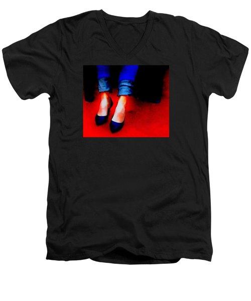Friday Wear Men's V-Neck T-Shirt