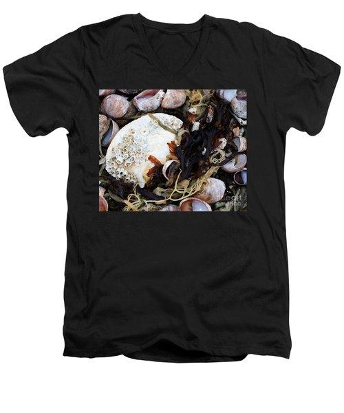 From The Ocean Men's V-Neck T-Shirt