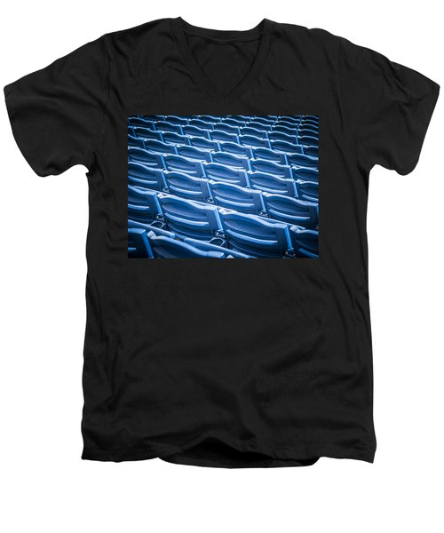 Game Time Men's V-Neck T-Shirt