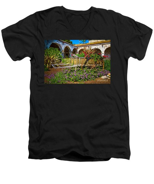 Garden Wagon Men's V-Neck T-Shirt