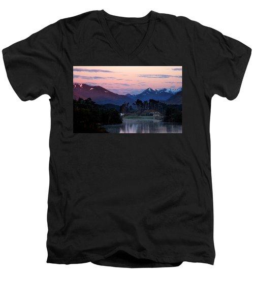 Glen Affric Men's V-Neck T-Shirt