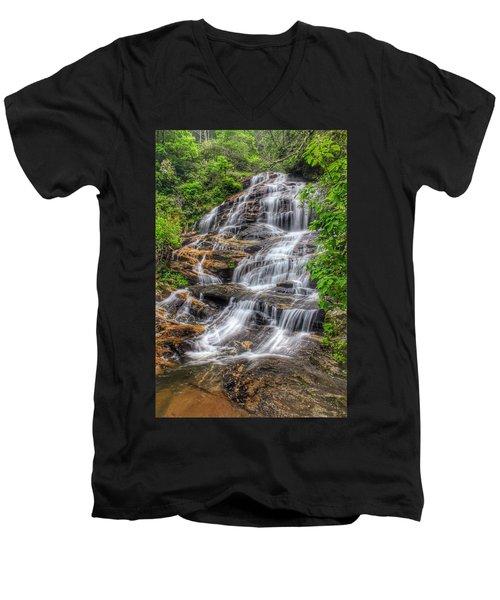 Glen Falls Men's V-Neck T-Shirt