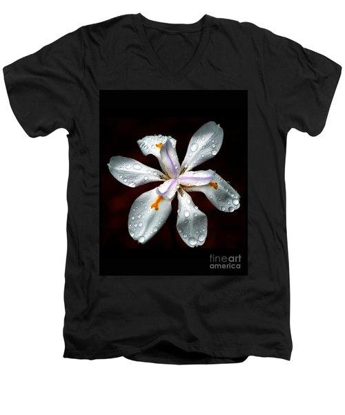 Glisten Men's V-Neck T-Shirt