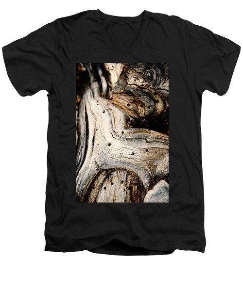 Gnarly Men's V-Neck T-Shirt