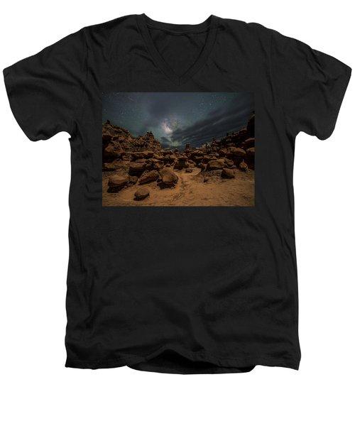Goblins Realm Men's V-Neck T-Shirt