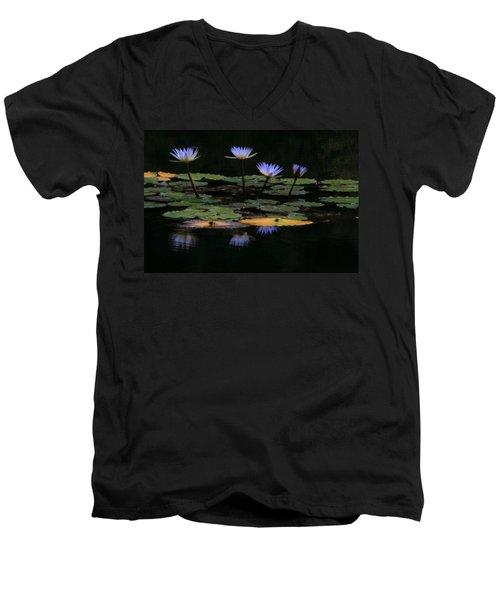 Peace Of Mind Men's V-Neck T-Shirt