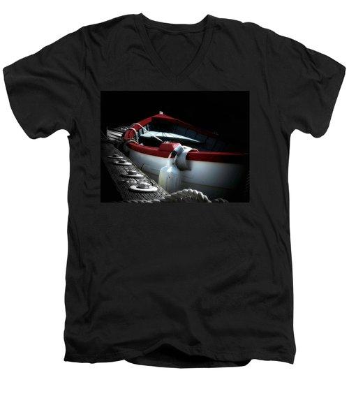Gone Home Men's V-Neck T-Shirt