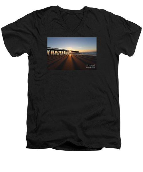 Myrtle Beach Sc Men's V-Neck T-Shirt