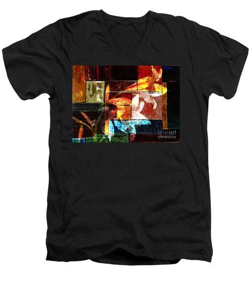 Gracefull  Men's V-Neck T-Shirt