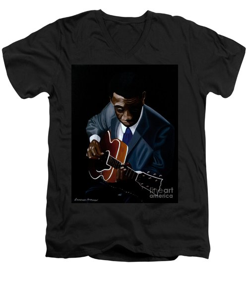Grant Green Men's V-Neck T-Shirt