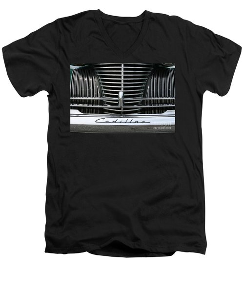 Grillwork Men's V-Neck T-Shirt