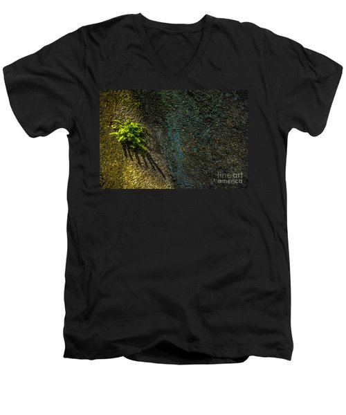 Hard Life Men's V-Neck T-Shirt